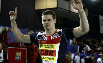 Craig Pickering out of London Olympics because of back problem