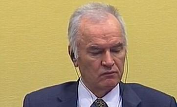 Ratko Mladic trial suspended indefinitely after prosecution errors