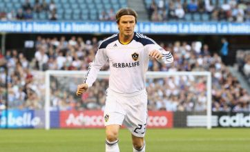 David Beckham will have to earn his place, insists Olympic chief Lord Coe