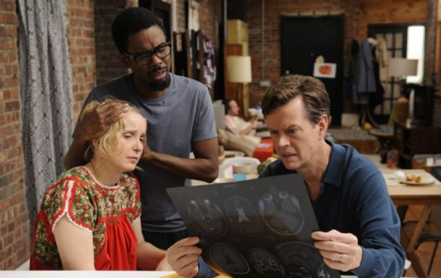 Chris Rock, Julie Delpy, 2 Days in New York