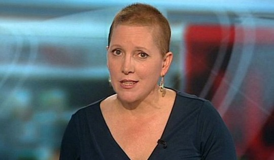 BBC Carrie Gracie health cancer
