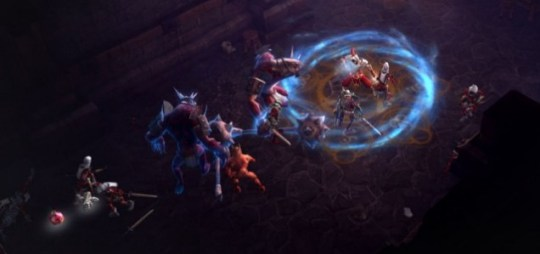 Diablo III (PC) - mouse extermination