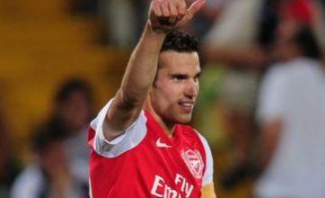 Patrick Vieira: Blame Arsene Wenger if Robin van Persie leaves Arsenal