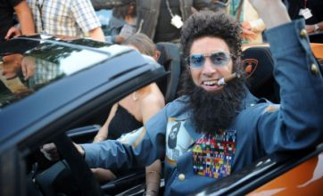 Sacha Baron Cohen's The Dictator banned in Tajikistan