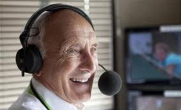 Commentator Barry Davies 'delighted' by Olympic torch relay honour