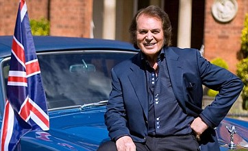 Engelbert Humperdinck hopes for Eurovision glory in Baku