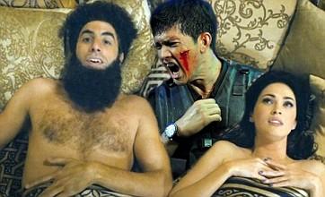 The Dictator v The Raid: Film Face-Off
