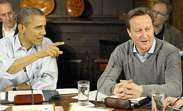 David Cameron: G8 summit making good progress on eurozone crisis