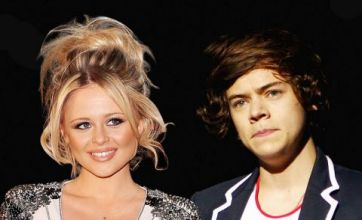 One Direction's Harry Styles 'dating Inbetweeners actress Emily Atack'