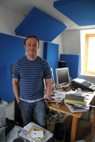 Voice-over artist Jonathan Kydd: My break came playing a