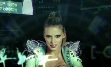 Lara Stone makes cameo in Hot Chip's Night and Day video