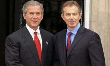 Tony Blair and George Bush's Iraq War phone call 'must be disclosed'