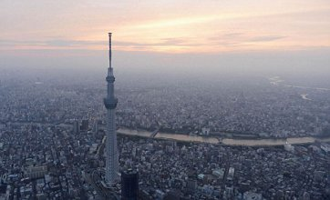 World's tallest tower, the Tokyo Skytree, opens to public in Japan