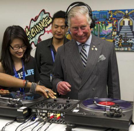 Prince Charles, Diamond Jubilee, Canada