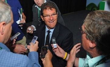 The Tipster: Former England manager Fabio Capello is the early favourite to be Tottenham's next manager
