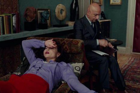Helena Bonham Carter, Ben Kingsley, A Therapy