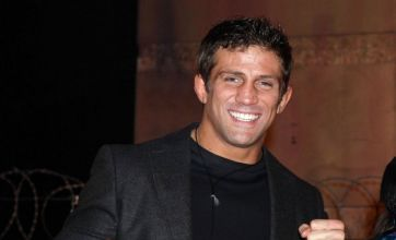 Alex Reid denies reports debut single Stardust has been axed from YouTube