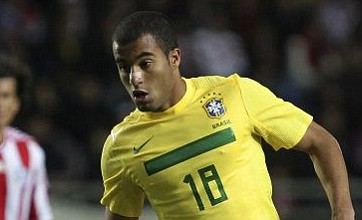 Lucas Moura subject of £32.4m Chelsea bid, claims Sao Paulo chief
