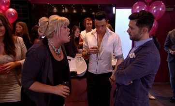 TOWIE's Gemma Collins shouts down ex Charlie King during furious row