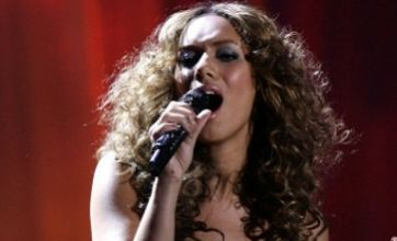 Leona Lewis to follow in Geri Halliwell's footsteps as X Factor judge