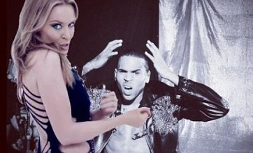 Kylie Minogue v Chris Brown: Music Video Fight Club