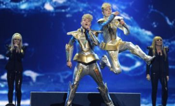 Eurovision Song Contest final 2012: live blog