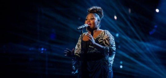 ruth brown on the voice