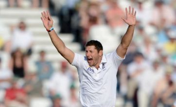 Tim Bresnan takes England to brink of win against West Indies