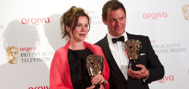 Emily Watson, Dominic West, Baftas, Appropriate Adult