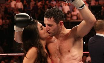 Carl Froch fears 'whupped' Lucian Bute may quit boxing
