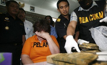 British woman in Bali could face death penalty after drugs arrest