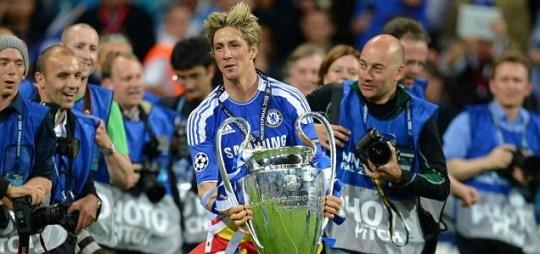 UEFA Champions League Final Chelsea