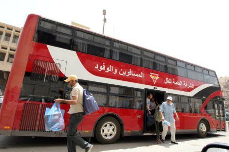 Baghdad, bus, Iraq