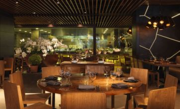 Money talks and so does the security at Novikov restaurant in Mayfair