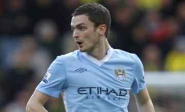 Newcastle and Sunderland interested in Manchester City's Adam Johnson