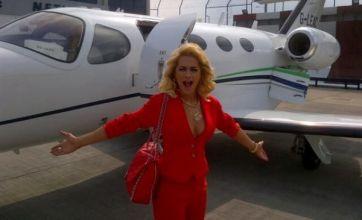 Simon Cowell charts private jet for Rita Ora as she impresses on X Factor