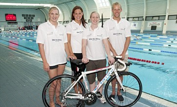 Rebecca Adlington to go on 280-mile bike ride after Games
