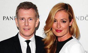 Cat Deeley and Patrick Kielty make their public debut at Glamour Awards