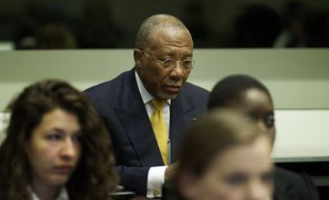 Former Liberia president Charles Taylor to serve 50-year jail term in UK prison