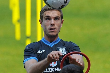 Jordan Henderson and Jack Butland at Euro 2012? Thank Michael Carrick and Ben Foster