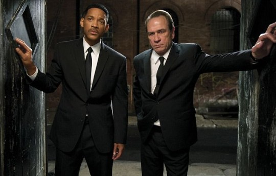 Will Smith, Tommy Lee Jones, Men In Black 3