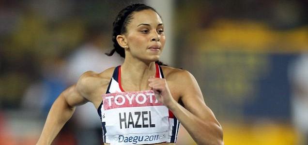 Louise Hazel of Great Britain
