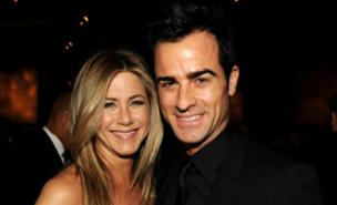 Jennifer Aniston and Justin Theroux's short film will be used for an ad campaign (Getty Images)