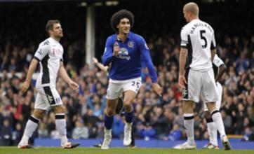 Madrid dismiss David Silva bid to try to pip Chelsea for Marouane Fellaini