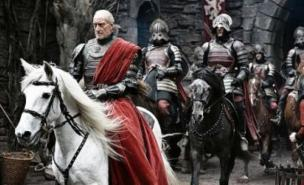 Game of Thrones picked up the Outstanding International Producer (Drama) award at the Golden Nymphs last night (Allstar)