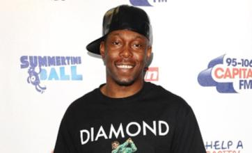 Dizzee Rascal records new version of Shout for Euro 2012
