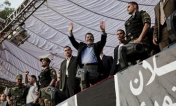 Muslim Brotherhood's Mohammed Morsi sworn in as Egypt's president