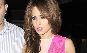 Cheryl Cole dazzles in hot pink dress on night out with Will.i.am