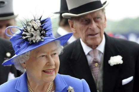 Queen, Prince Philip