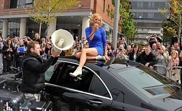 Geri Halliwell 'using X Factor to cure heartbreak'